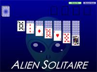 Solitaire Aliens